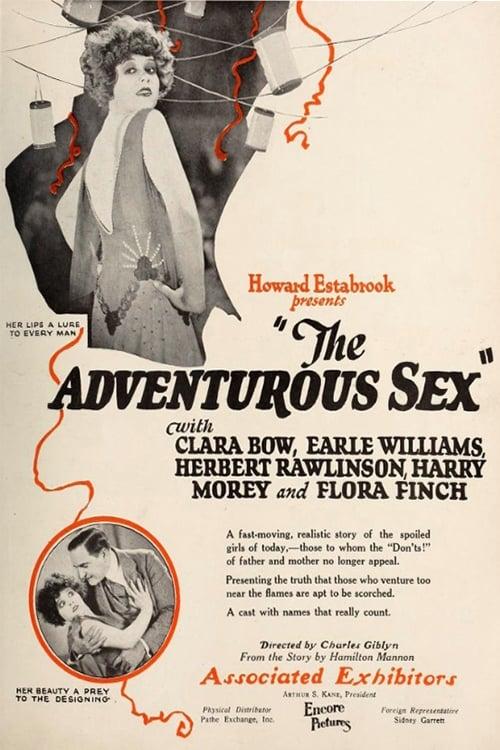 The Adventurous Sex