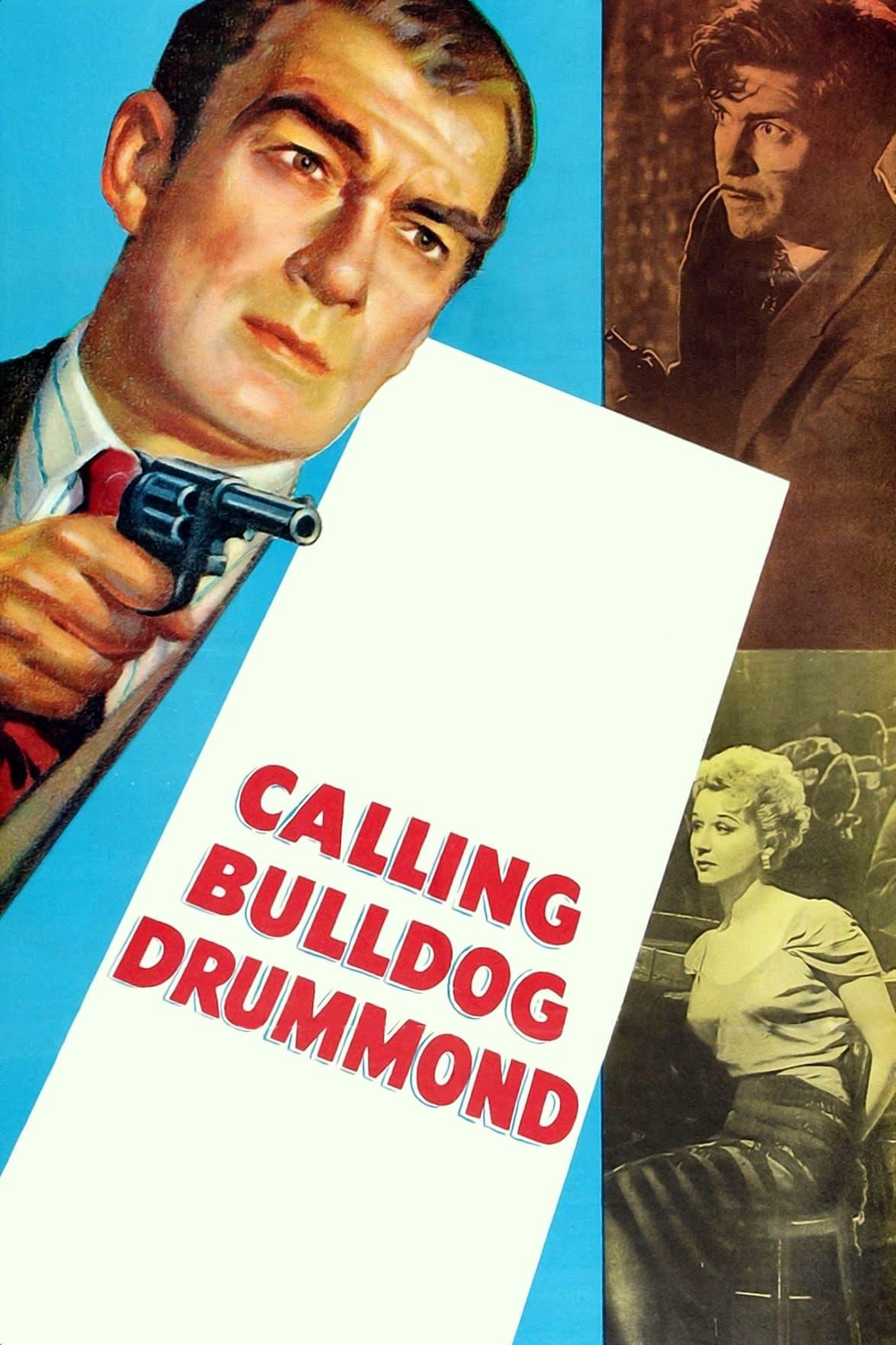 Le Retour de Bulldog Drummond