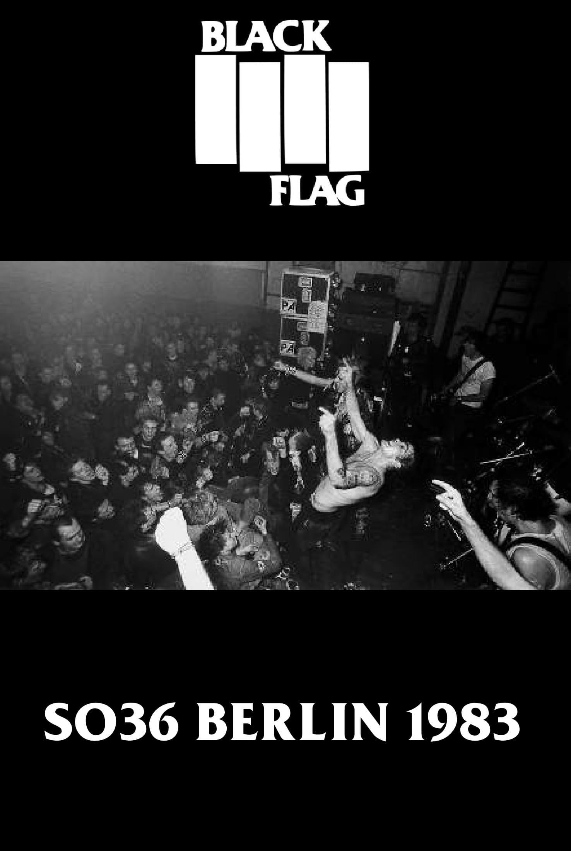 Black Flag Live in Berlin