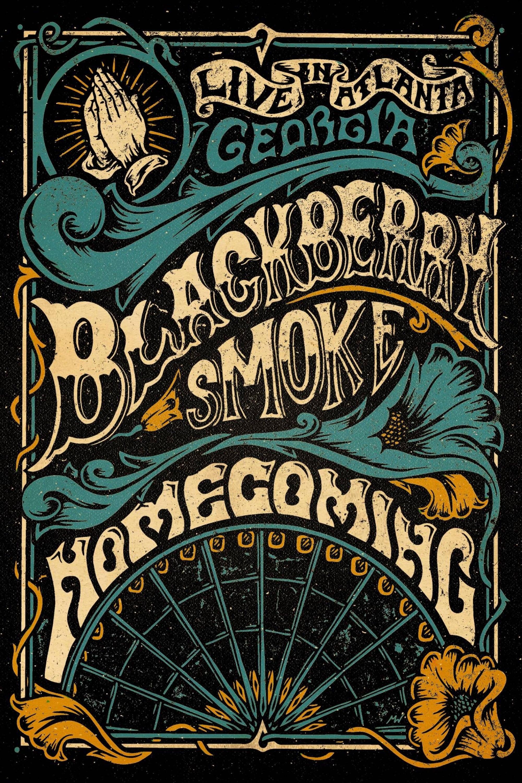 Blackberry Smoke -  Homecoming