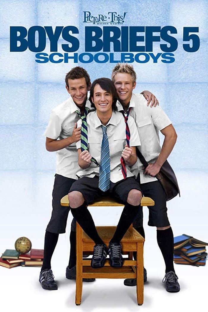Boys Briefs 5: Schoolboys