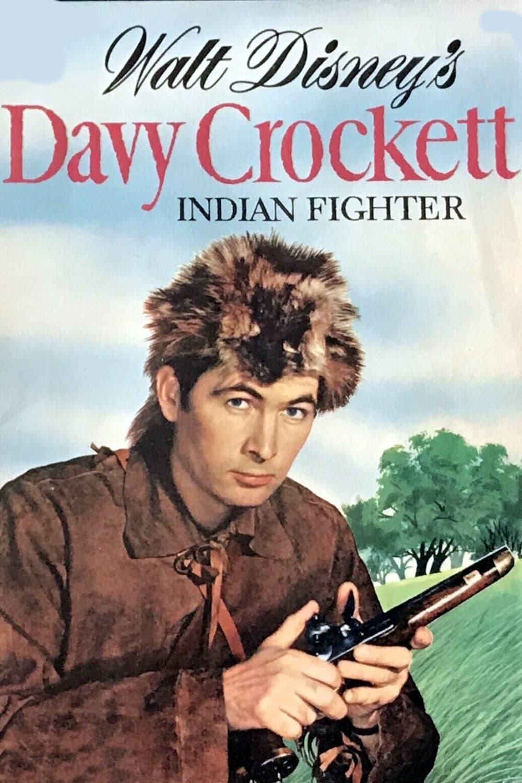 Davy Crockett, Indian Fighter