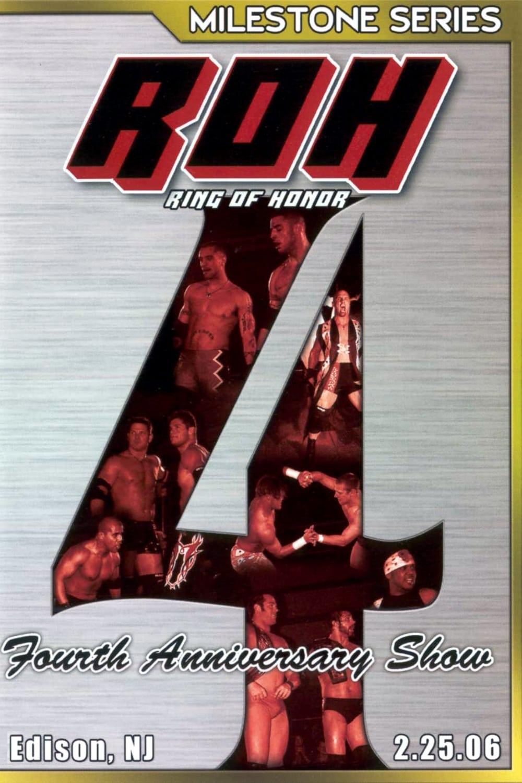 ROH Fourth Anniversary Show