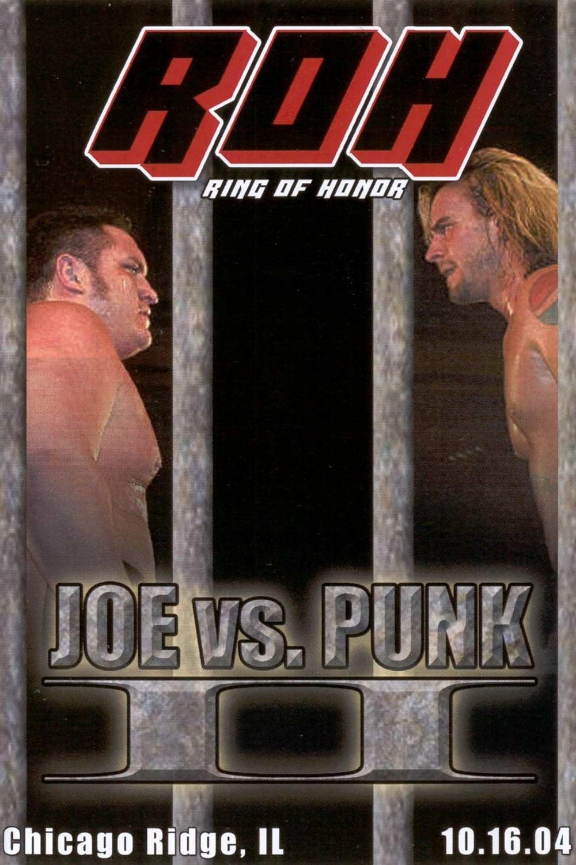ROH Joe vs Punk II