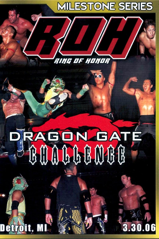 ROH Dragon Gate Challenge