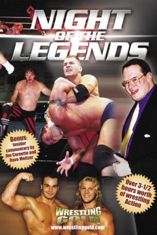 SMW Night of The Legends