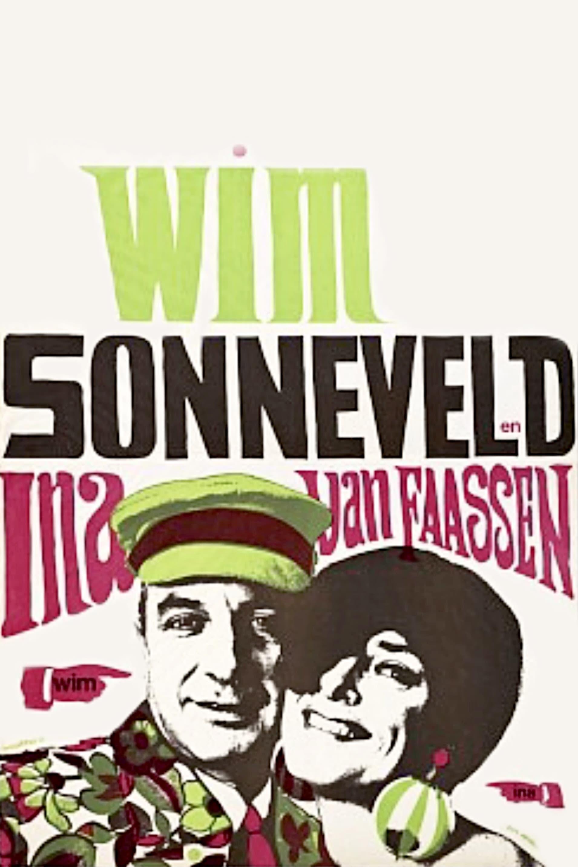 Wim Sonneveld en Ina van Faassen