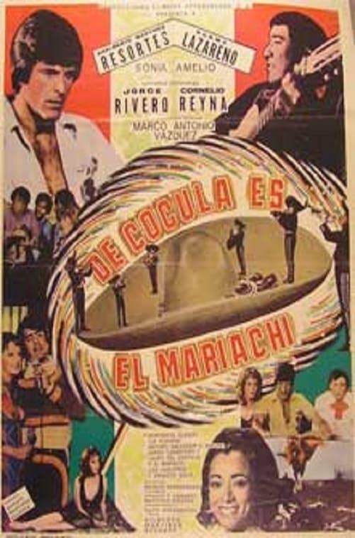 De Cocula es el mariachi