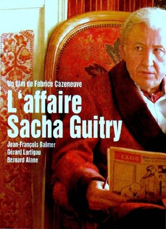 The Sacha Guitry Affair