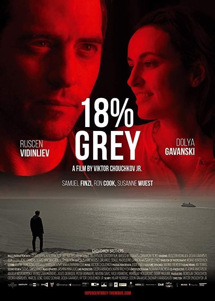 18% Grey