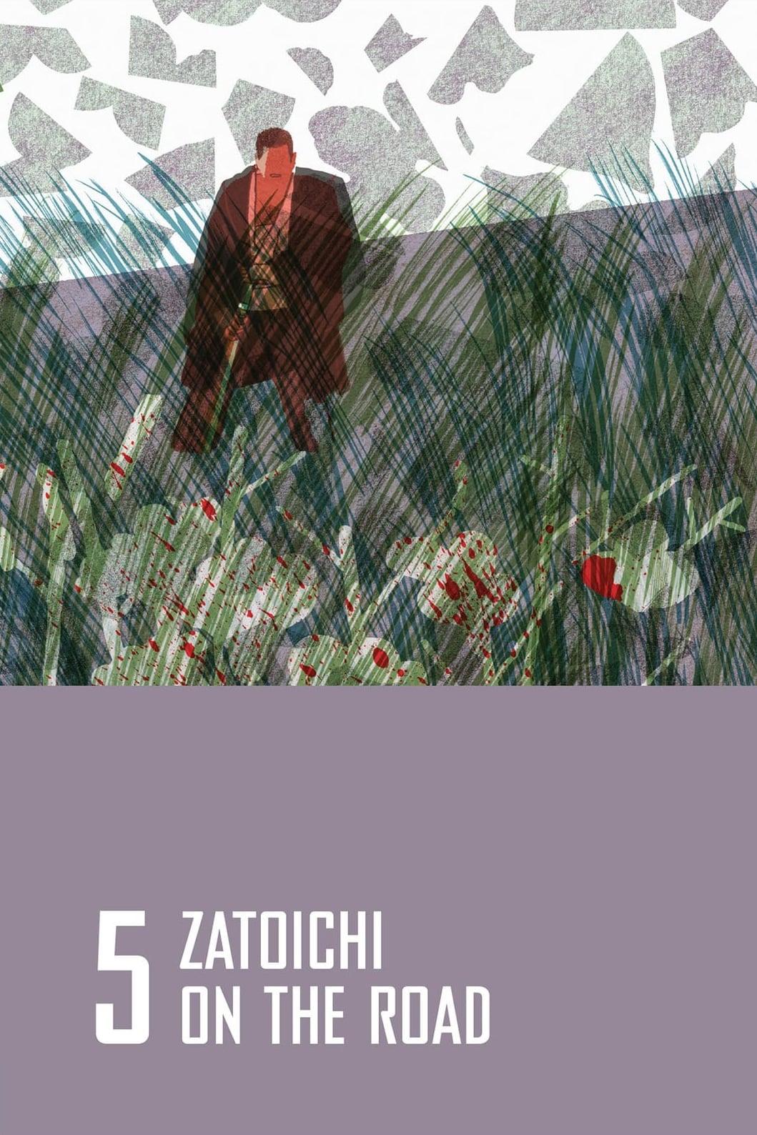 Zatoichi en el camino