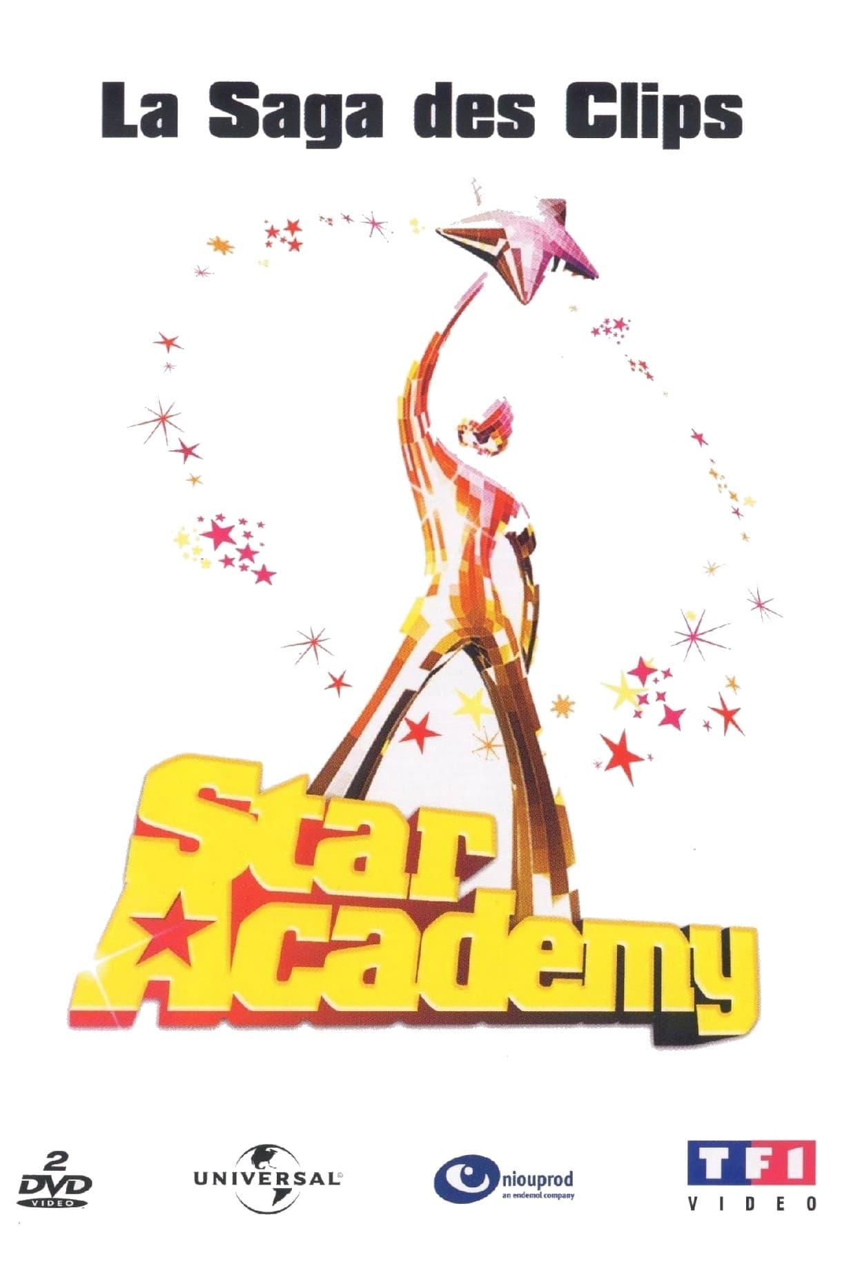 Star Academy - La saga des clips (1)