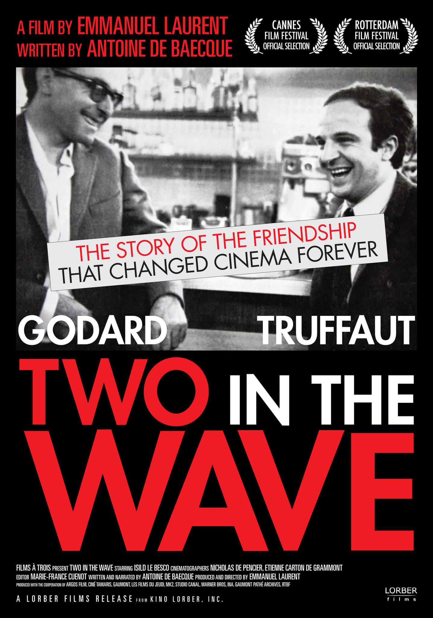 Godard, Truffaut e a Nouvelle Vague