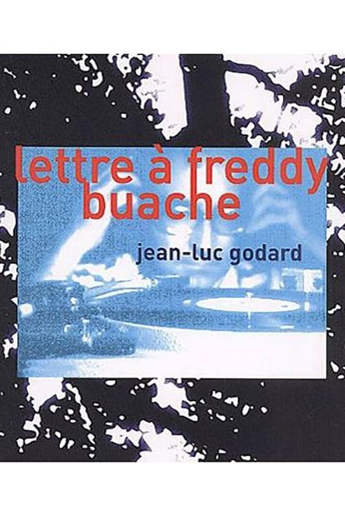 Letter to Freddy Buache