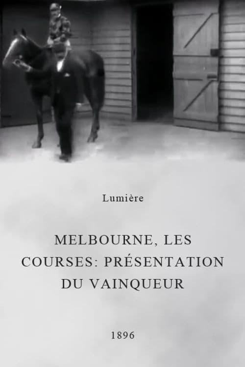Melbourne, les courses : présentation du vainqueur