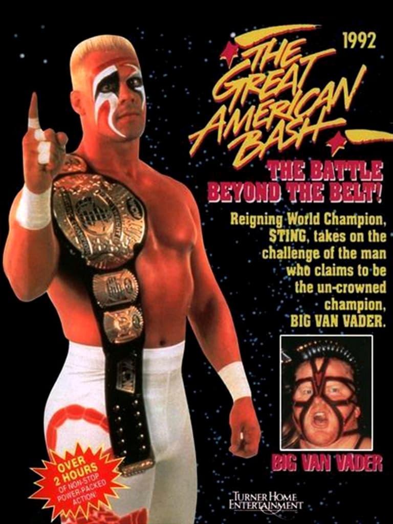 WCW The Great American Bash 1992