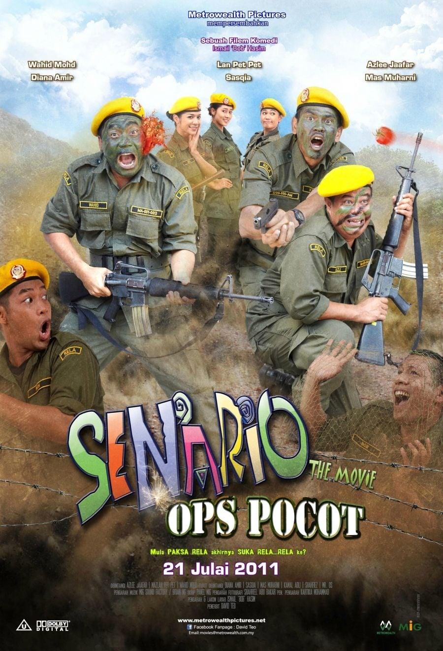 Senario The Movie: Ops Pocot