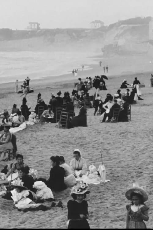 Biarritz : la plage et la mer