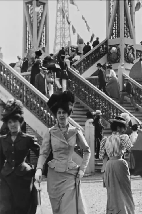 Les Escaliers du Pont de l'Alma