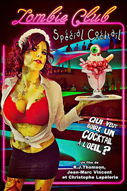 Zombie Club Special Cocktail