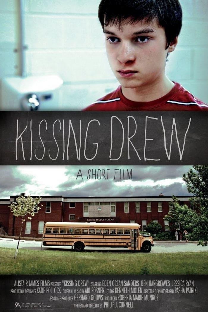 Kissing Drew