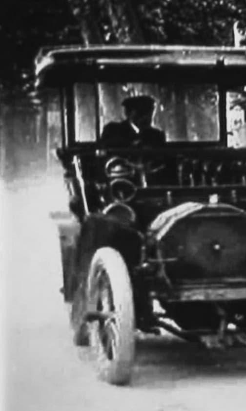 Les débuts d'un chauffeur