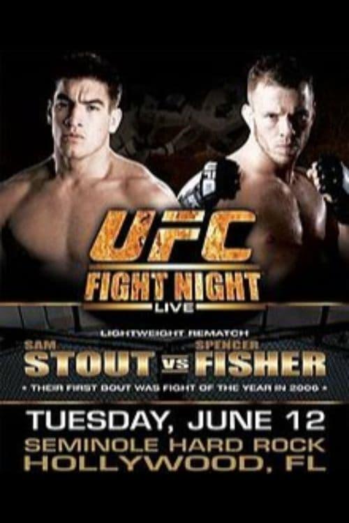 UFC Fight Night 10: Stout vs. Fisher