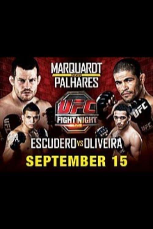 UFC Fight Night 22: Marquardt vs. Palhares
