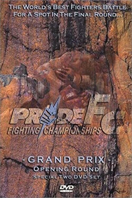 Pride Grand Prix 2000 Opening Round