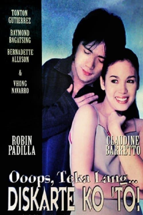 Ooops, Teka Lang... Diskarte Ko 'To!