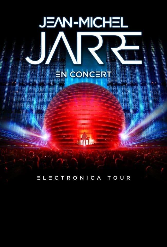 Jean-Michel Jarre - Electronica Tour Live In Birmingham