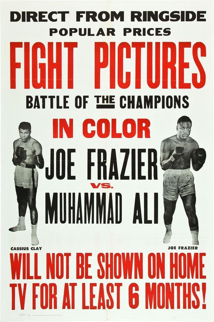 Muhammad Ali vs. Joe Frazier III