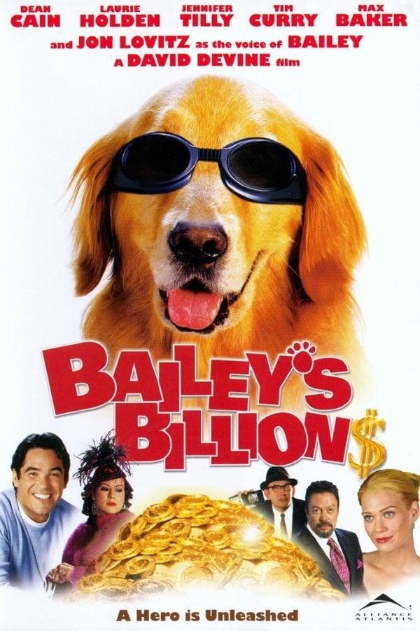 Bailey Um cão que vale Milhões