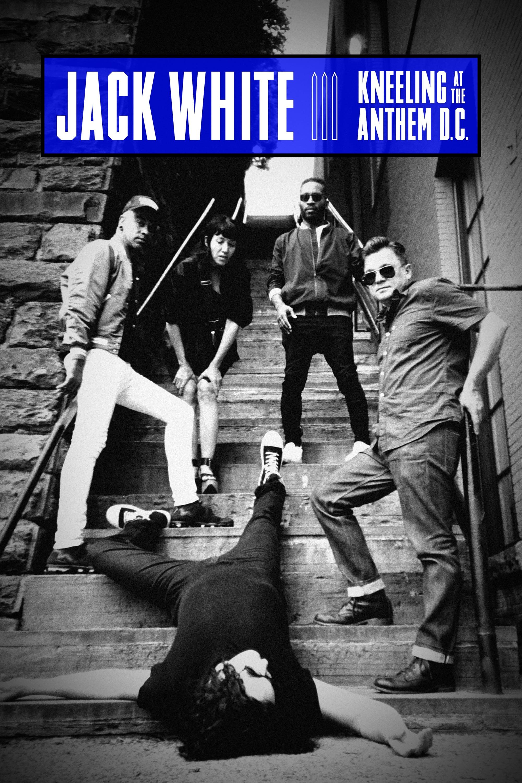 Jack White: Quebrando Tudo no Anthem, D.C