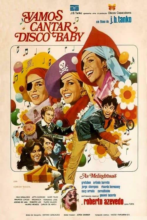 Vamos Cantar Disco Baby