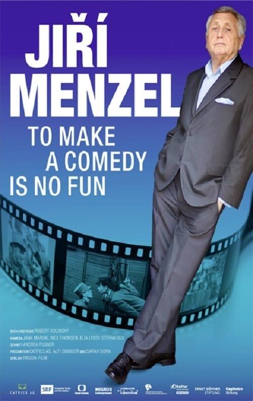 To Make a Comedy Is No Fun