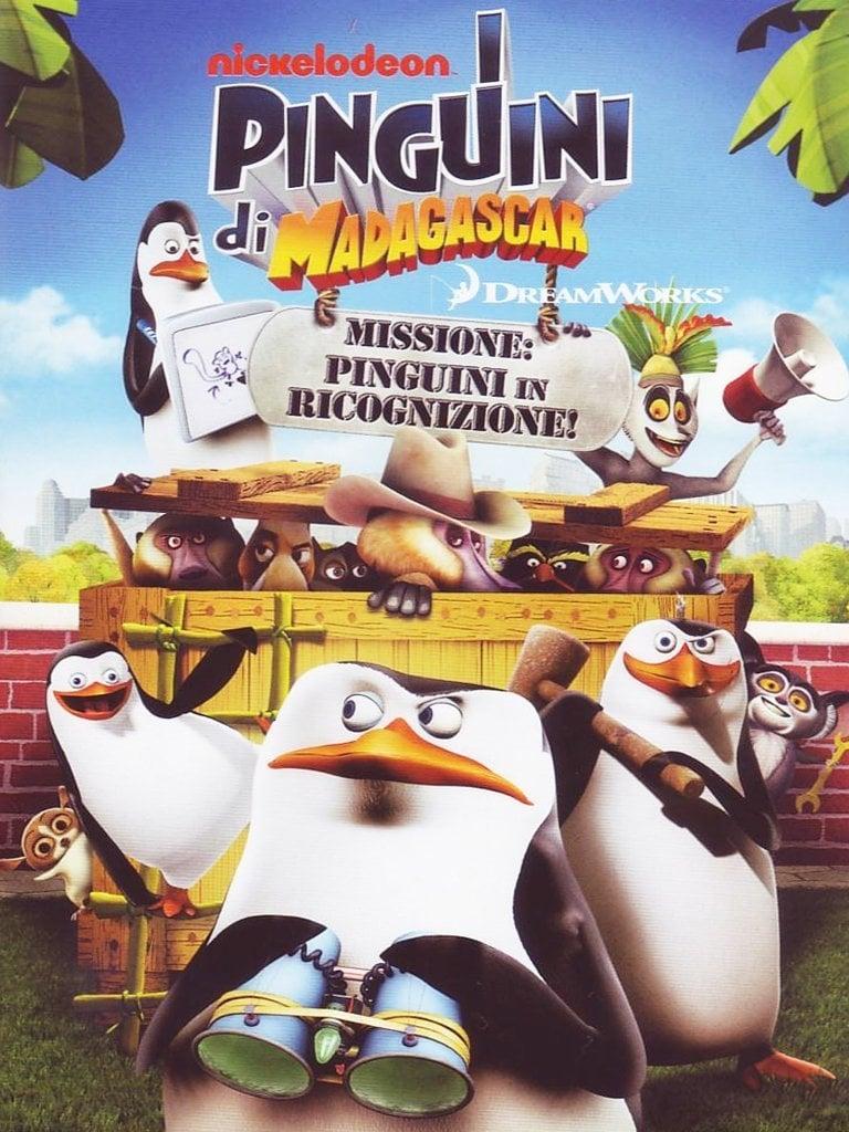 The Penguins of Madagascar: Operation Penguin Patrol