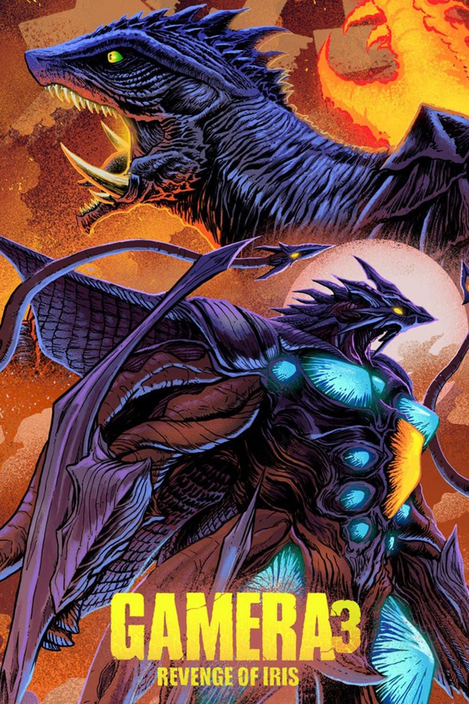 Gamera 3: La venganza de Iris