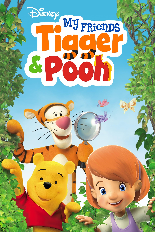Os Meus Amigos Tigre e Pooh