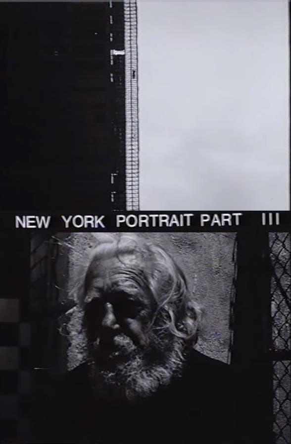 New York Portrait, Chapter III