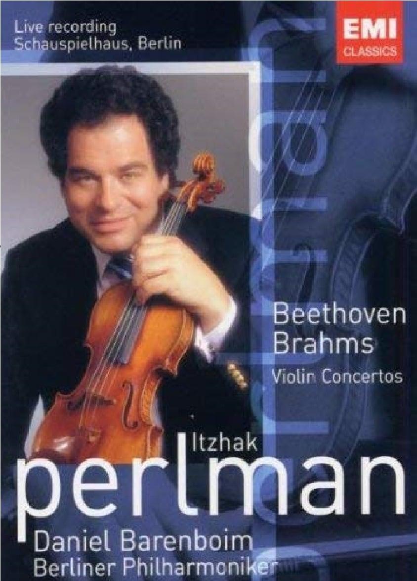 Beethoven/Brahms - Violin Concertos (Perlman, Barenboim)