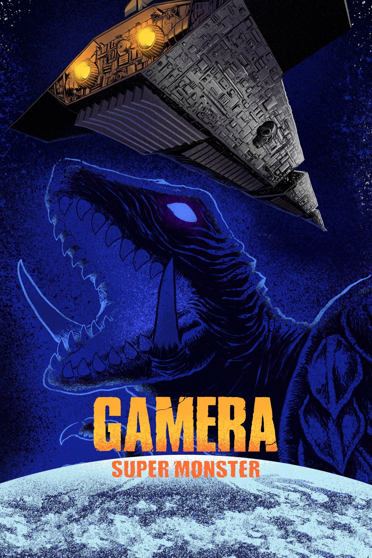 Gamera: Super Monster
