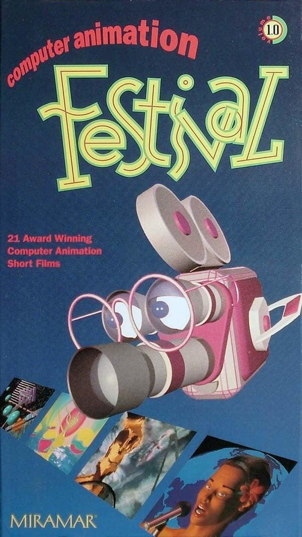 Computer Animation Festival Volume 1.0