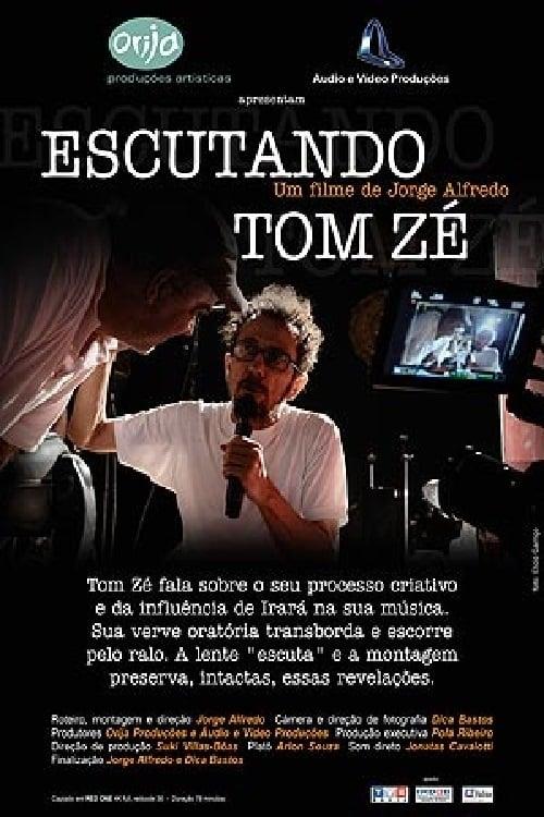 Escutando Tom Zé
