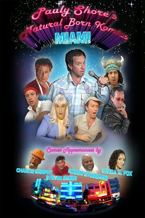 Pauly Shore's Natural Born Komics: Miami