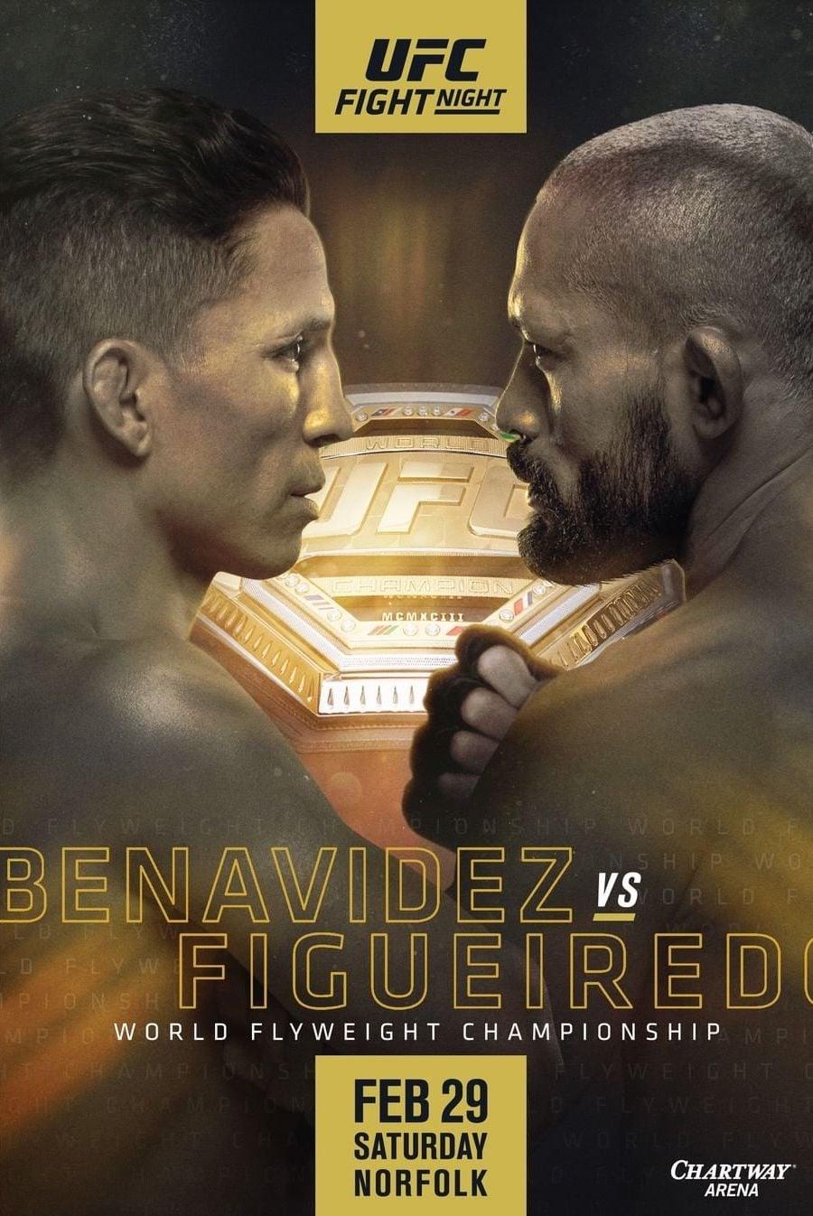 UFC Fight Night 169: Benavidez vs. Figueiredo