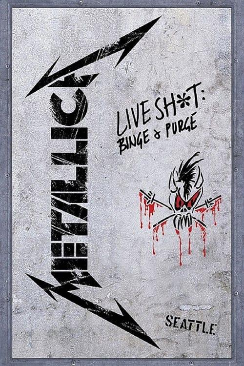 Metallica: Live Shit - Binge & Purge, Seattle 1989