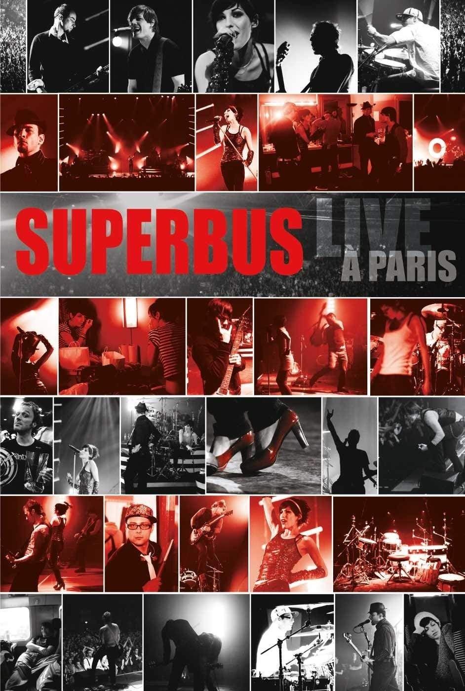Superbus - Live à Paris