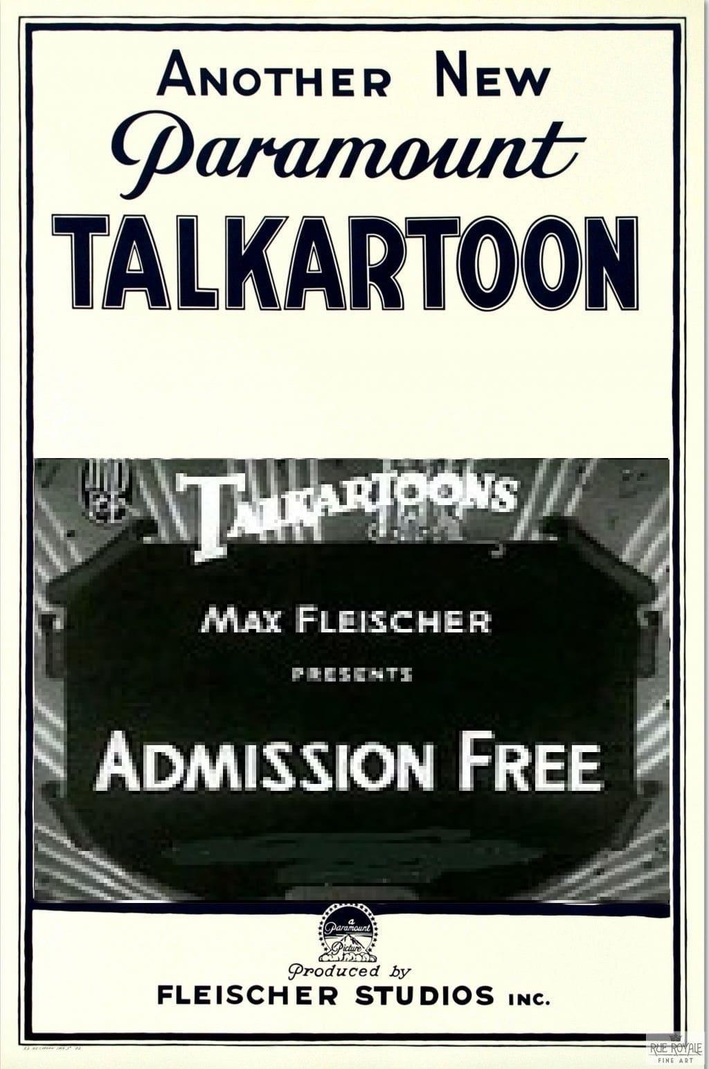 Admission Free