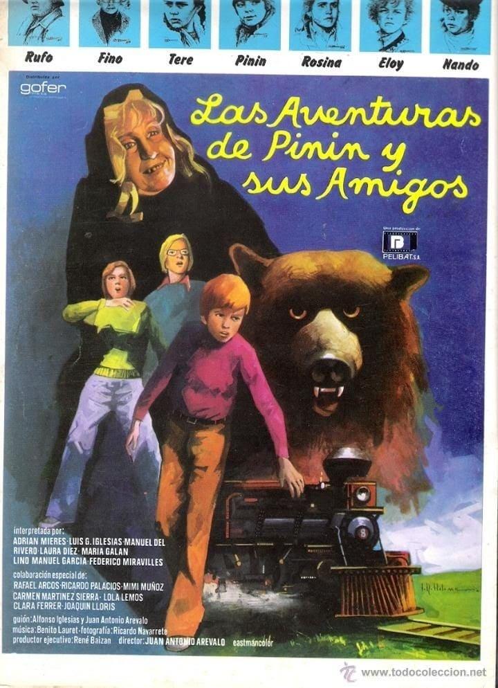 Aventuras de Pinín y sus amigos